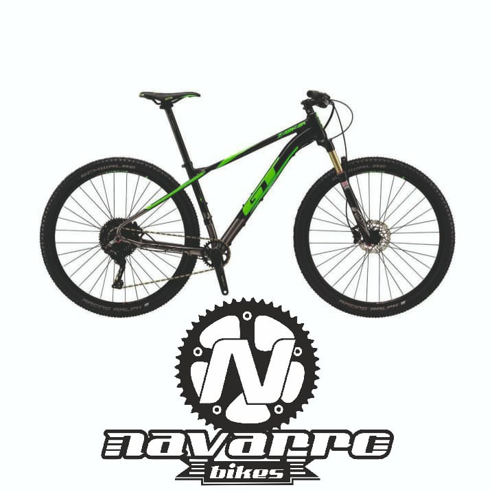 BICICLETA GT ZASKAR ELITE R-29 1X11 XT-shadow plus